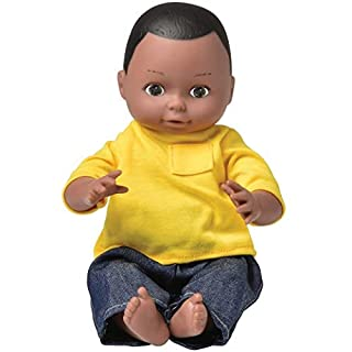Multi-ethnic School Dolls MTC-110 Ethnic Doll - Black Boy
