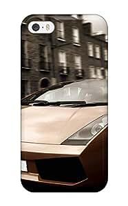 New Style 4336366K25160991 Tpu Case Skin Protector For Iphone 5/5s Lamborghini Gallardo With Nice Appearance
