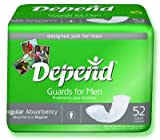 Depend Guards For Men Units Per Pack 52