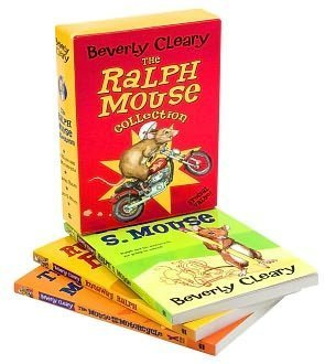 Ralph Mouse Collection: The Mouse and the Motorcycle, Runaway Ralph, Ralph S. Mouse (Cleary Reissue Series) by Beverly Cleary, Paul O. Zelinsky (Illustrator), Louis Darling (Illustrator), Paul O. Zelinsky (Illustrator), Louis Darling (Illustrator) (Ralph Mouse Collection)