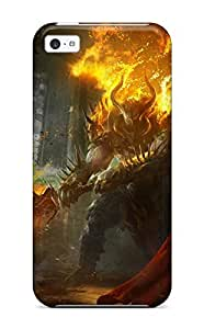 Excellent Design Lords Of The Fallen Game Concept Phone Case For ipod touch4 Premium Tpu Case 7433160K79771745