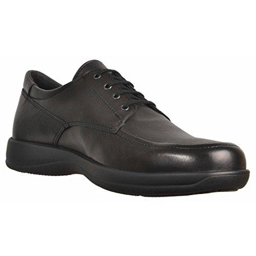 STONEFLY 104903 nero absolute comfort scarpe uomo pelle lacci Nero