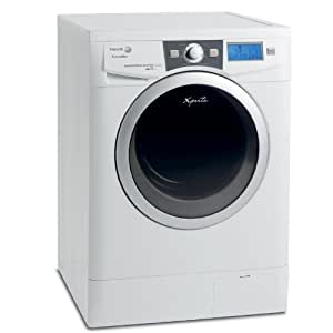 Fagor XPERTA Independiente Carga frontal 7kg 1200RPM A+ Color blanco - Lavadora (Independiente, Carga frontal, Color blanco, LCD, 7 kg, 1200 RPM)