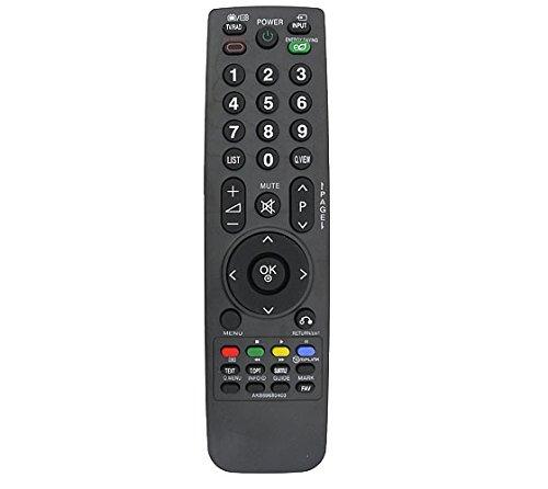 2 opinioni per 121AV Sostituzione TV telecomando in forma AKB69680403 per LG 19LH2000