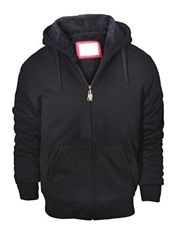 Vintage Fleece Hooded Zip Sweatshirt - 7