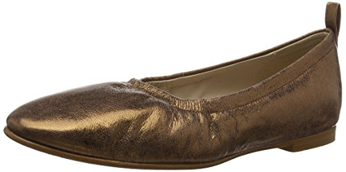 Clarks 261230604, Ballerini Donna Oro (Bronze Metallic)