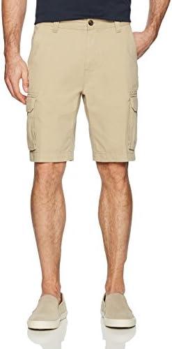 Amazon Essentials pantalones cortos de Classic-Fit carga