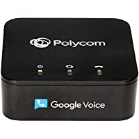 Polycom OBi200 VoIP Telephone Adapter with Google Voice & SIP Support (Formerly OBIHAI OBi200)
