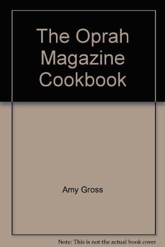 The Oprah Magazine Cookbook