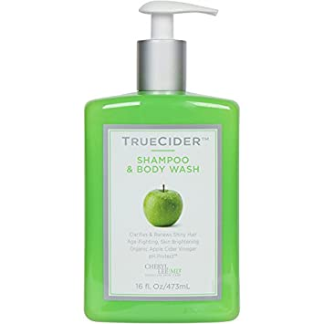 TrueCider Shampoo and Body Wash