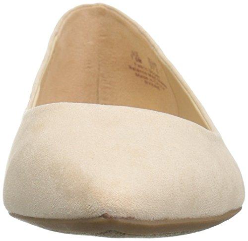 Circo Di Sam Edelman Womens Ryane Ballet Flat Natural Naked
