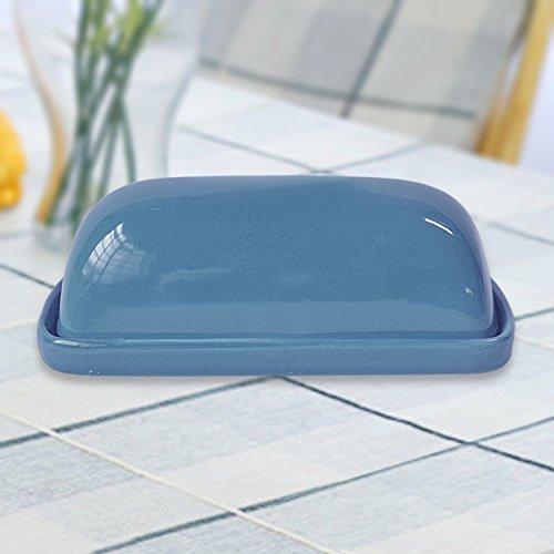light blue butter dish - 8