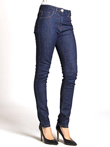 haute tissu femme taille BLU pour taille Jeans ajuste T775A0970A Carrera extensible Jeans wqfvAxR