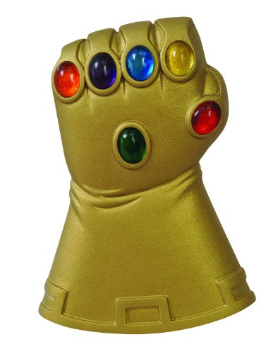 Diamond Select Toys Marvel: The Infinity Gauntlet Bottle Opener (Infinity Gauntlet Gems)