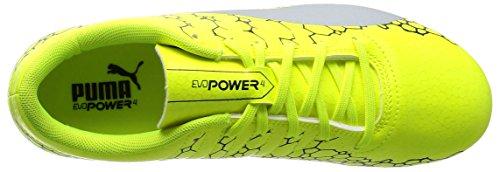 Calcio Uomo Giallo Graphic Da 4 Depths Evopower safety Yellow Scarpe Vigor Puma silver Ag blue 0qRfxw