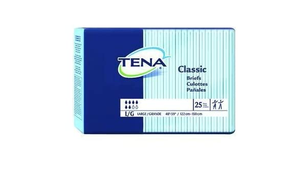 Amazon.com: Tena Classic Adult Diapers Large - Case of 75 by TENA: Cell Phones & Accessories