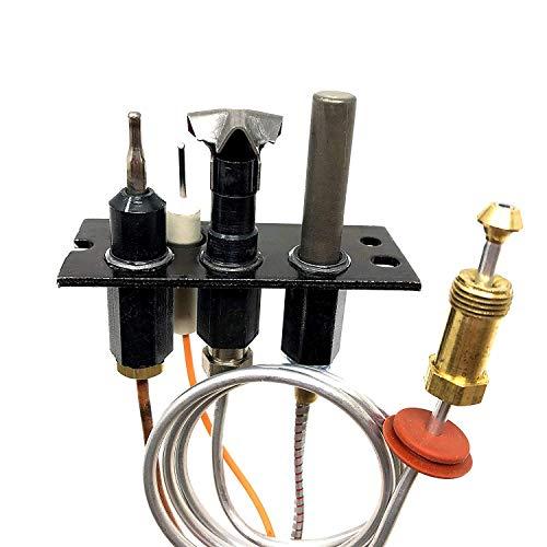 Heatilator & Heat-N-Glo Natural Gas Pilot Assembly - Ng Pilot Assembly