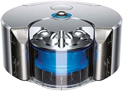 Dyson 360 Eye Robot Aspirador, níquel y Azul, 64978-01: 800.75: Amazon.es: Hogar