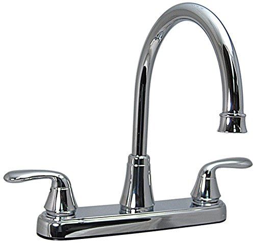 Phoenix RB5602-I Chrome Two Handle Hi Arc Kitchen Faucet