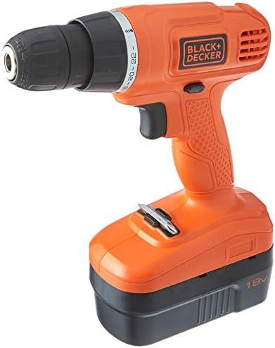BLACK DECKER GC1801 18-Volt Drill Driver