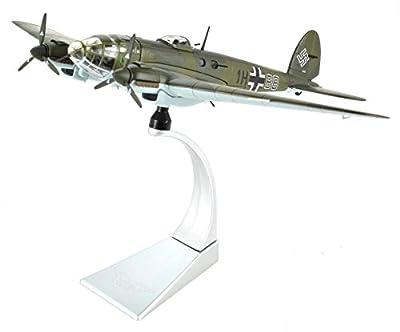 Corgi 33715 Heinkel He111H-6 1./KG26 Bardufoss Airfield Norway 1/72 Scale Model