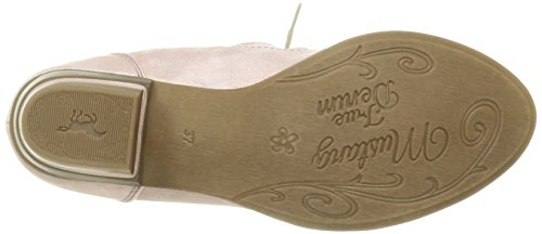 Mustang 1187502, Bottes Classiques Femme Rose (555 Rose)