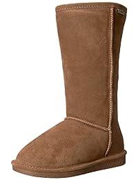 Bearpaw Women's Emma Tall Knee-High Sheepskin Boot