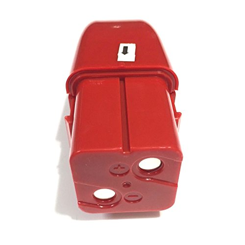 Berucci Red 7.2V Battery for G1 G2 G3 Swivel Sweeper - Part # RU-RBG - PLEASE READ THE INSTRUCTIONS THAT COME WITH THE BATTERY FOR BETTER PERFORMANCE ()
