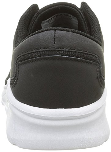 Baskets Basses Mixte Noir Supra black Noiz white Adulte UqwC615O