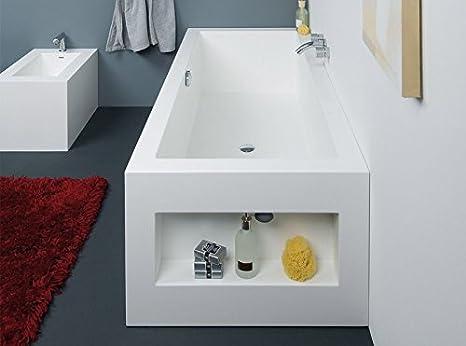 Vasca Da Bagno Freestanding Corian : Planit acquario vasca da bagno vasca da bagno autoportante in