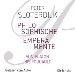 Philosophische Temperamente Hörbuch