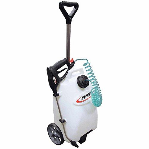 Fimco Lawn Sprayer (Fimco 4-Gallon Spot Sprayer with Battery-Powered Handgun)