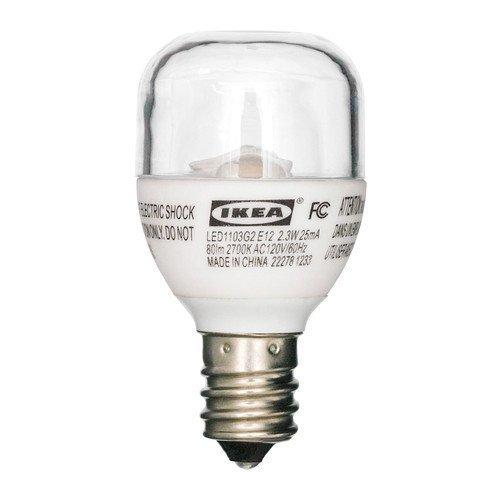 Ikea LEDARE Lumens Watts Clear product image