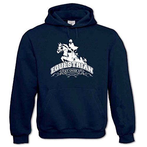 Equestrian Womens Sweatshirt - 8