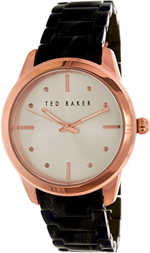Ted Baker Women's 10025284 Classic Analog Display Japanese Quartz Blue Watch