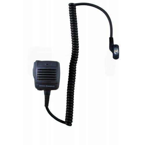 Vertex heavy duty submersible intrinsically safe noise cancel remote speaker microphone VX821 VX824 VX829 VX921 VX924