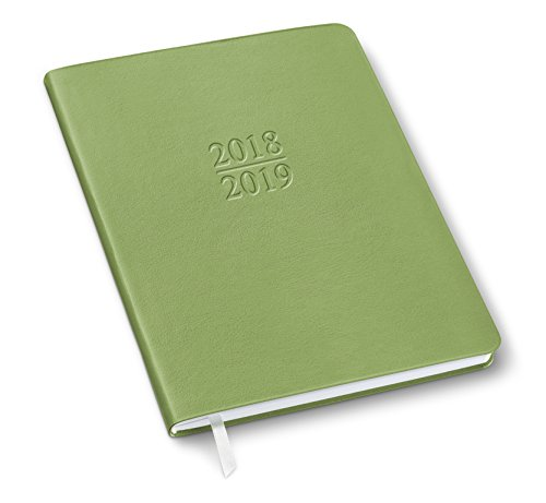 2019 Gallery Leather Family Planner Camden Kiwi 9