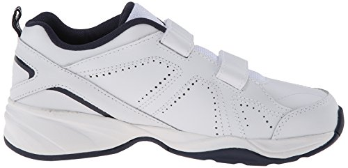 Little New Hook Training Youth KV624 Loop Big Navy Balance Kid Kid and Shoe White AAfU4qw