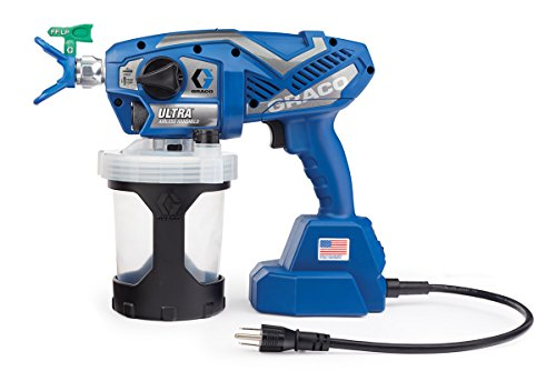 - Graco Ultra Corded Airless Handheld Paint Sprayer 17M359