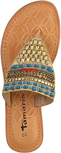 Tamaris 27100, Protectores de Dedos para Mujer Beige