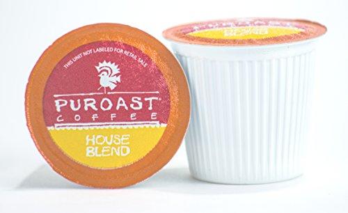 (Puroast Low Acid Coffee House Blend, 72 Count)