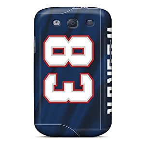 Premium Galaxy S3 Case - Protective Skin - High Quality For New England Patriots