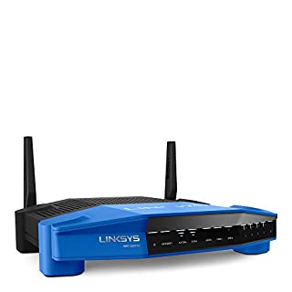 Linksys WRT AC1200 Dual-Band and Wi-Fi Wireless Router with Gigabit and USB 3.0 Ports and eSATA (WRT1200AC) (B00UVN20T0) | Amazon price tracker / tracking, Amazon price history charts, Amazon price watches, Amazon price drop alerts