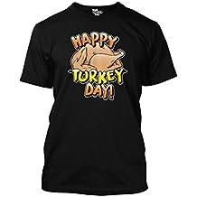 Tcombo Happy Turkey Day Men's T-Shirt