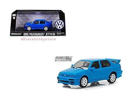 Amazon Com New Diecast Toys Car Greenlight 1 43 1995 Volkswagen