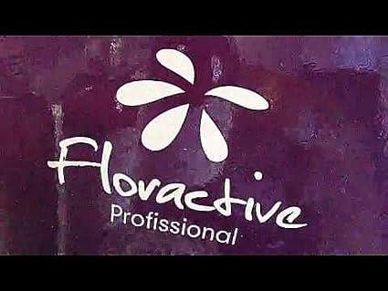 floractive W dos Flex Nano proteína de queratina brasileña pelo alisado de Peine Plancha de pelo Smoothing Sistema progresivo cepillo para pelo rubio oscuro ...