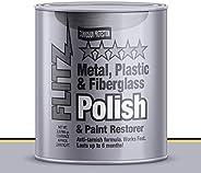 Flitz International Multi Purpose Metal Polish, 2.2-Pound, Blue, Single (CA 03518-6)