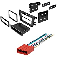 MAZDA CX-7 2007 2008 2009 CAR STEREO RADIO CD PLAYER RECEIVER INSTALL MOUNTING KIT WIRE HARNESS-
