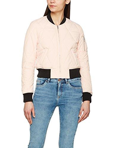 Quilt Para Rosa Short Mujer Classics Chaqueta Bomber Urban