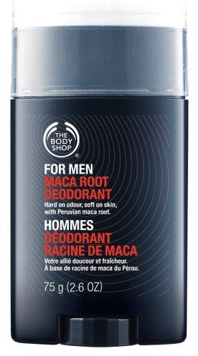 The Body Shop pour les hommes racine de Maca Stick déodorant, 2,6 once